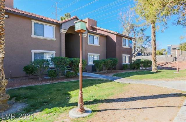 2750 Durango Drive #1003, Las Vegas, NV 89117 (MLS #2273365) :: Hebert Group   Realty One Group