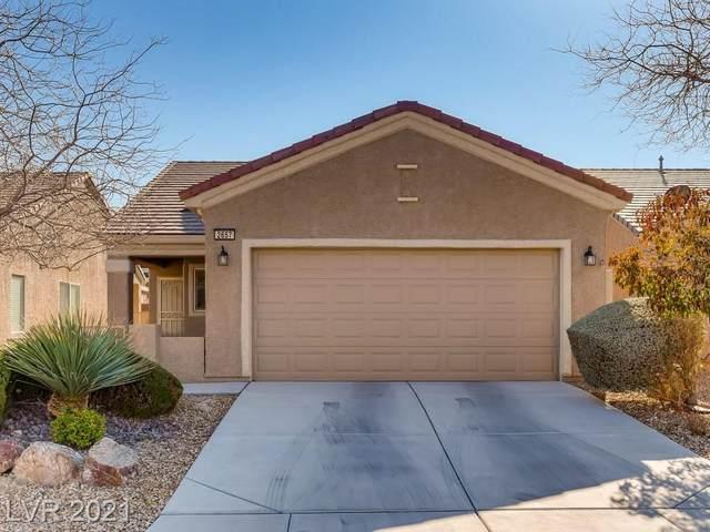 2657 Cheer Pheasant Avenue, North Las Vegas, NV 89084 (MLS #2273366) :: Jeffrey Sabel