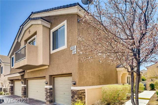 9133 Forest Willow Avenue #101, Las Vegas, NV 89149 (MLS #2273371) :: Hebert Group | Realty One Group