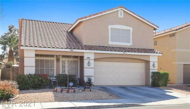 5201 Fall Meadows Avenue, Las Vegas, NV 89130 (MLS #2273372) :: Jeffrey Sabel