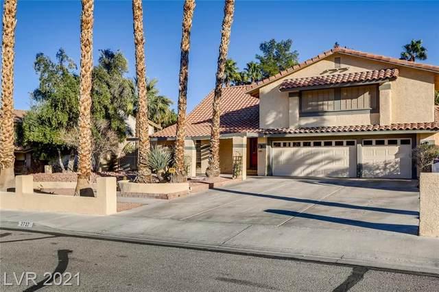 2737 Brockington Drive, Las Vegas, NV 89120 (MLS #2273380) :: Hebert Group | Realty One Group