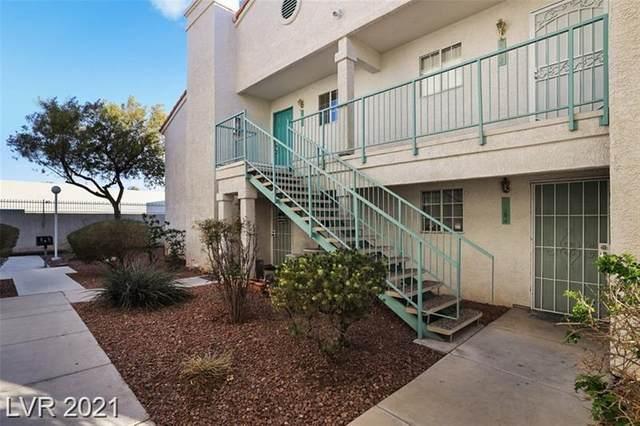 2725 Nellis Boulevard #2111, Las Vegas, NV 89121 (MLS #2273383) :: Jeffrey Sabel