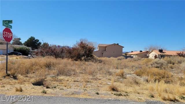 1100 Leo Court, Pahrump, NV 89048 (MLS #2273401) :: Signature Real Estate Group
