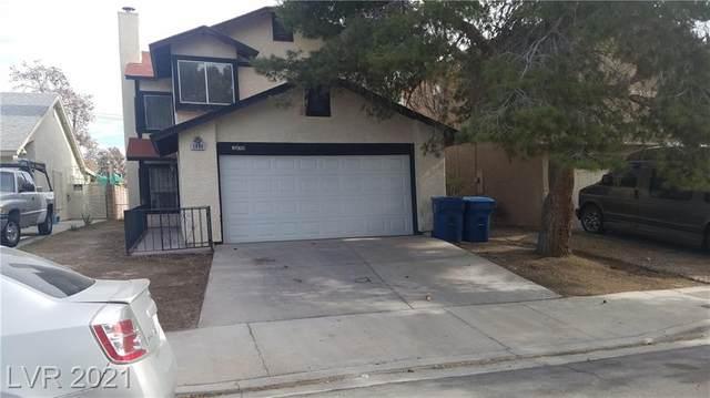 3890 Steinbeck Drive, Las Vegas, NV 89115 (MLS #2273407) :: Jeffrey Sabel