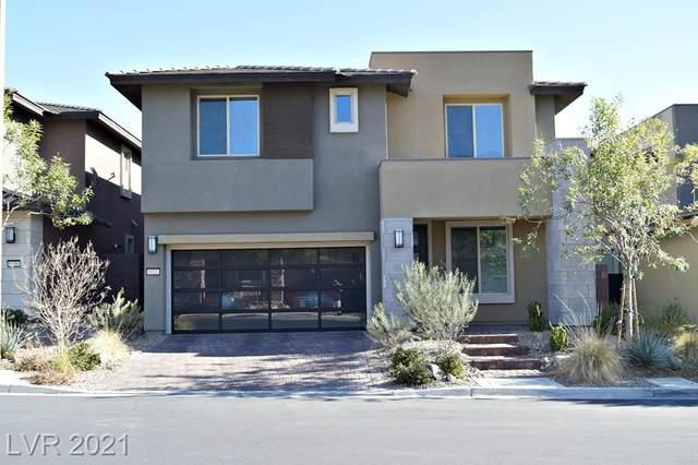 6020 Andezano Drive, Las Vegas, NV 89135 (MLS #2273416) :: Lindstrom Radcliffe Group