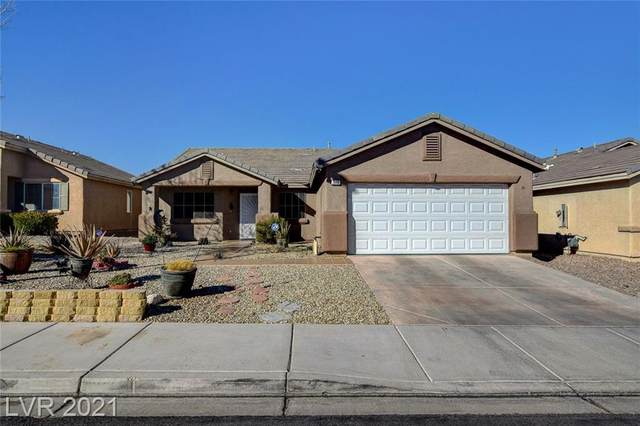 7840 Odysseus Avenue, Las Vegas, NV 89131 (MLS #2273428) :: Lindstrom Radcliffe Group