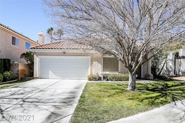 4711 San Palo Way, Las Vegas, NV 89147 (MLS #2273432) :: Jeffrey Sabel