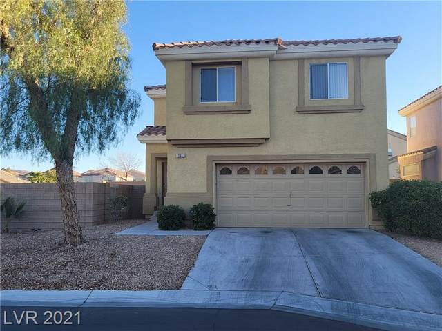 161 Lenape Heights Avenue, Las Vegas, NV 89148 (MLS #2273445) :: Lindstrom Radcliffe Group