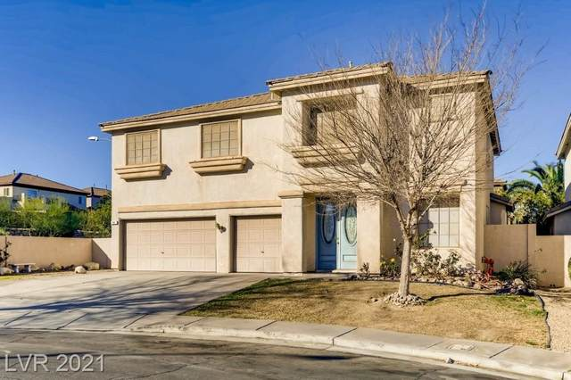 59 Green Hills Court, Henderson, NV 89012 (MLS #2273449) :: Lindstrom Radcliffe Group