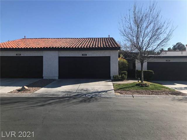 3153 Espanol Drive, Las Vegas, NV 89121 (MLS #2273450) :: Signature Real Estate Group