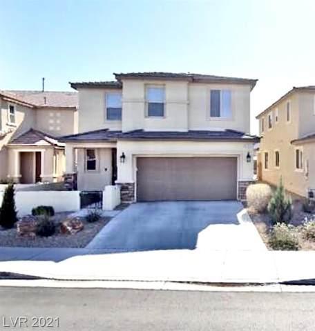 1433 Brushback Avenue, Henderson, NV 89074 (MLS #2273466) :: Hebert Group | Realty One Group