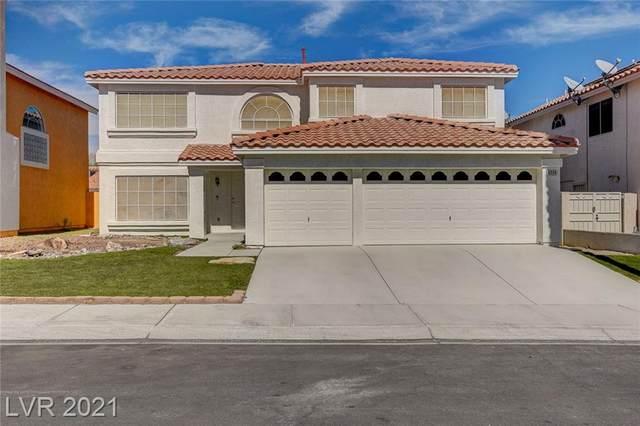 8524 Copper Knoll Avenue, Las Vegas, NV 89129 (MLS #2273476) :: Lindstrom Radcliffe Group
