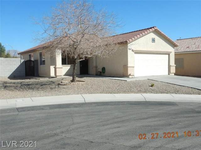 3216 Standing Bear Court, North Las Vegas, NV 89031 (MLS #2273480) :: Hamilton Homes of Red Rock Real Estate & ERA Brokers Consolidated