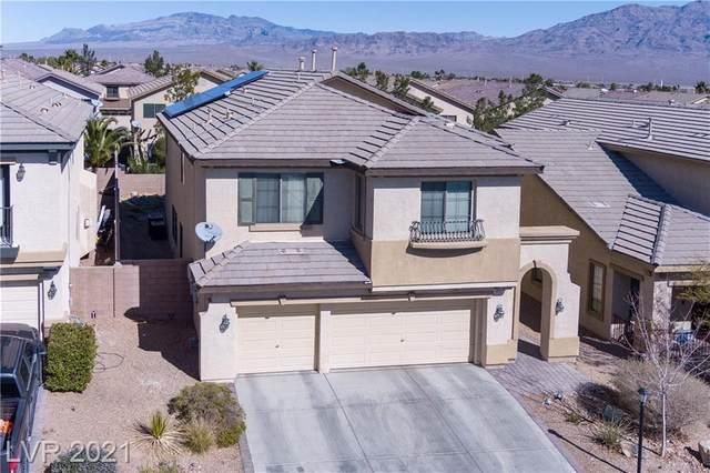 9052 Picket Fence Avenue, Las Vegas, NV 89143 (MLS #2273505) :: ERA Brokers Consolidated / Sherman Group