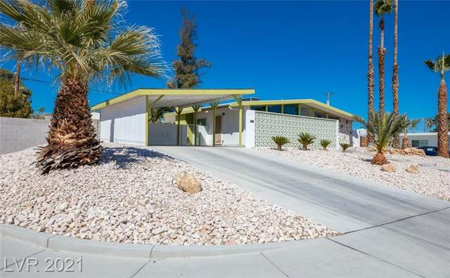 1606 Pawnee Drive, Las Vegas, NV 89169 (MLS #2273517) :: Signature Real Estate Group