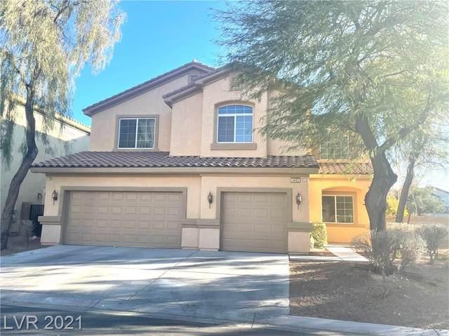 3403 Arcata Point Avenue, Las Vegas, NV 89141 (MLS #2273529) :: Jeffrey Sabel