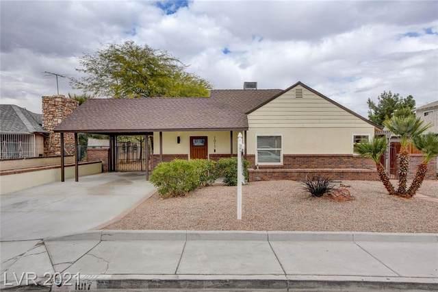 1017 Oakey Boulevard, Las Vegas, NV 89104 (MLS #2273538) :: Hebert Group | Realty One Group
