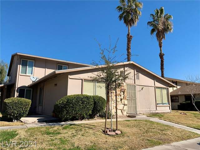 1508 Dorothy Avenue #1, Las Vegas, NV 89119 (MLS #2273553) :: Signature Real Estate Group