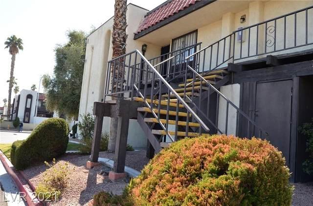 1440 Vegas Valley Drive #2, Las Vegas, NV 89169 (MLS #2273559) :: ERA Brokers Consolidated / Sherman Group
