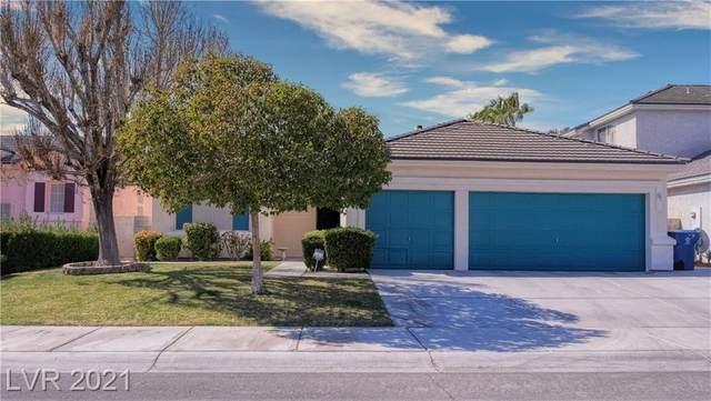 5409 Carnation Meadow Street, Las Vegas, NV 89130 (MLS #2273578) :: Signature Real Estate Group