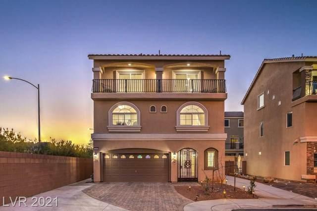 7299 Shannon Ridge Court, Las Vegas, NV 89118 (MLS #2273583) :: Team Michele Dugan