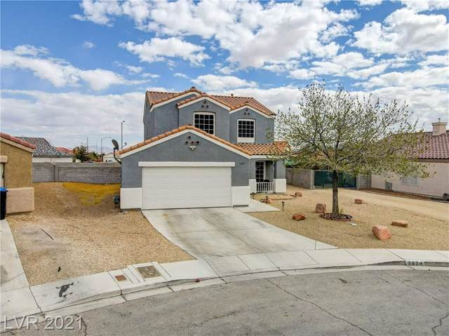 5934 Hilmont Street, North Las Vegas, NV 89031 (MLS #2273588) :: Jeffrey Sabel