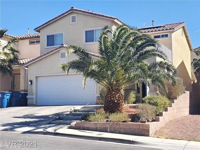 1170 Fogg Street, Las Vegas, NV 89142 (MLS #2273589) :: Jeffrey Sabel