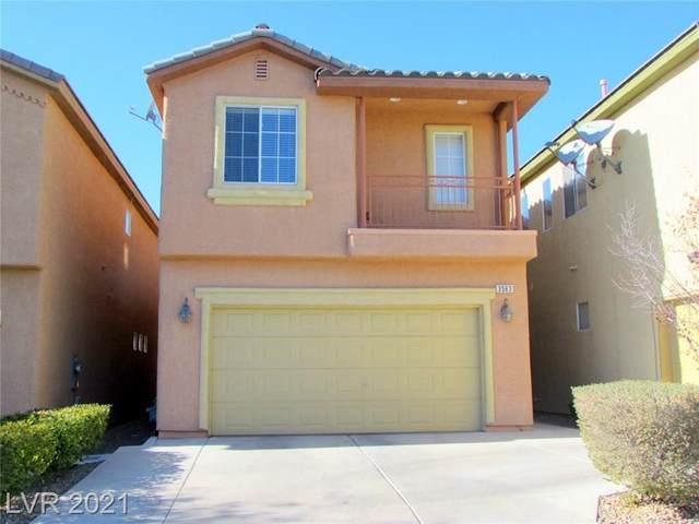 3563 Hammock Street, Las Vegas, NV 89147 (MLS #2273610) :: Jeffrey Sabel