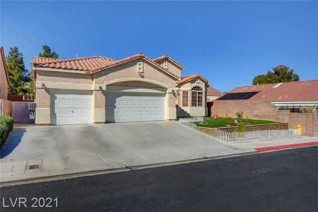 5459 High Noon Lane, Las Vegas, NV 89118 (MLS #2273611) :: Jeffrey Sabel