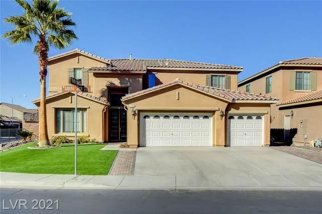 2776 Laguna Seca Avenue, Henderson, NV 89052 (MLS #2273612) :: Vestuto Realty Group