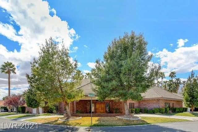 2305 Wimbledon Drive, Las Vegas, NV 89107 (MLS #2273620) :: Signature Real Estate Group