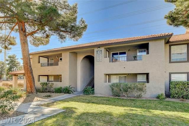 2606 S Durango Drive #201, Las Vegas, NV 89117 (MLS #2273635) :: Billy OKeefe | Berkshire Hathaway HomeServices