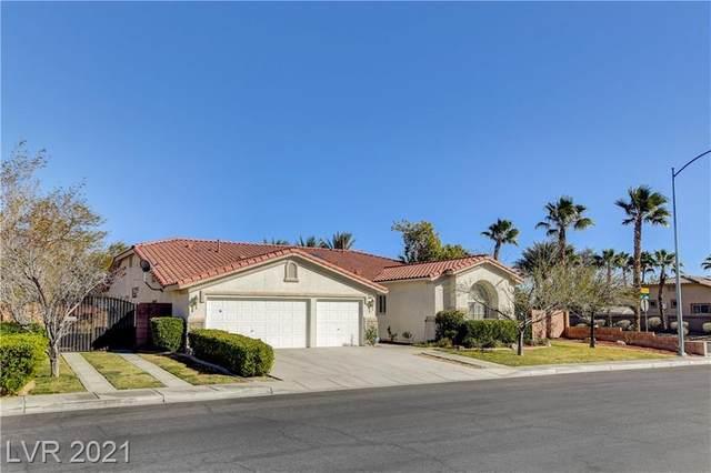 3098 Azure Bay Street, Las Vegas, NV 89117 (MLS #2273642) :: Jeffrey Sabel