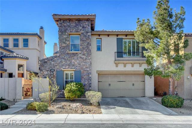 1025 Via Sacra Street, Henderson, NV 89011 (MLS #2273668) :: Jeffrey Sabel