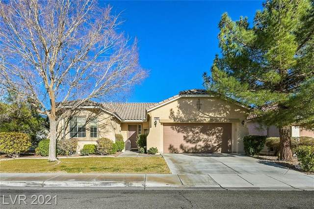 2850 Gallant Hills Drive, Las Vegas, NV 89135 (MLS #2273669) :: The Perna Group