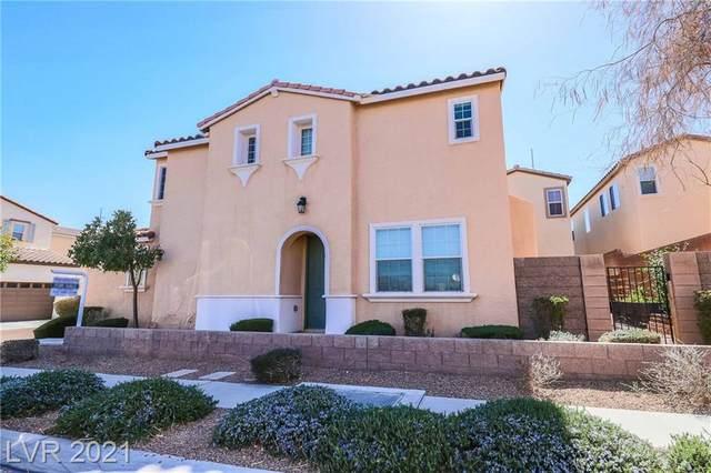 8347 Lower Trailhead Avenue, Las Vegas, NV 89113 (MLS #2273692) :: Signature Real Estate Group
