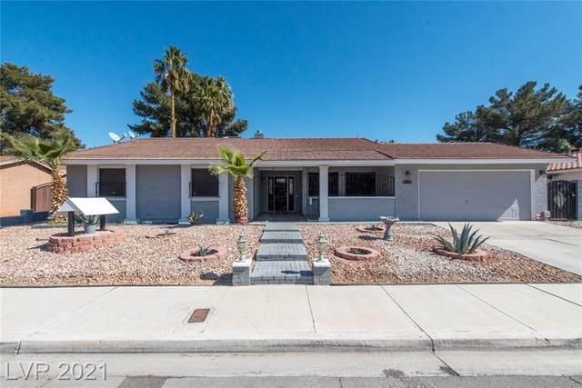 5162 Somerset Drive, Las Vegas, NV 89120 (MLS #2273696) :: Jeffrey Sabel