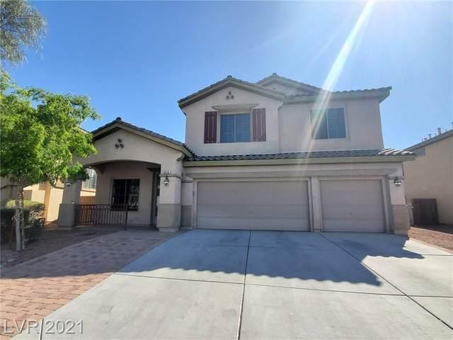 5616 Pacesetter Street, North Las Vegas, NV 89081 (MLS #2273737) :: Team Michele Dugan