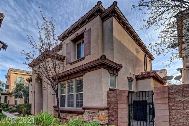2394 Malaga Peak Street, Las Vegas, NV 89135 (MLS #2273748) :: Jeffrey Sabel