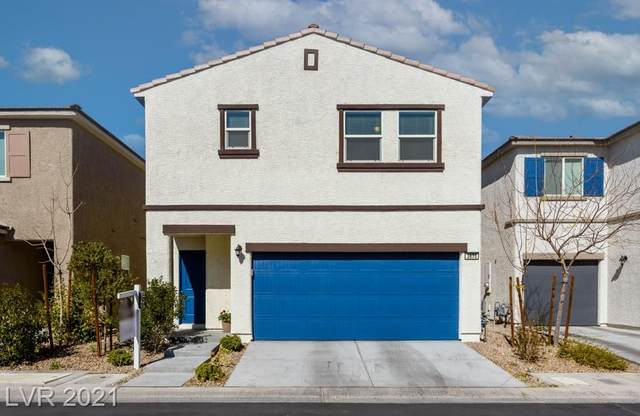 3670 Via El Monte Avenue, Las Vegas, NV 89115 (MLS #2273759) :: Jeffrey Sabel