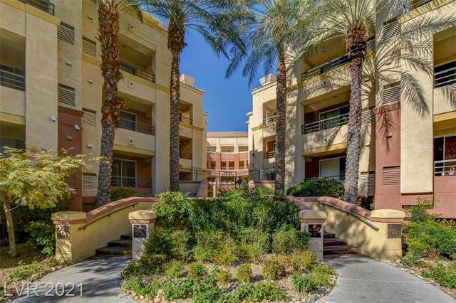 260 Flamingo Road #218, Las Vegas, NV 89169 (MLS #2273769) :: Signature Real Estate Group