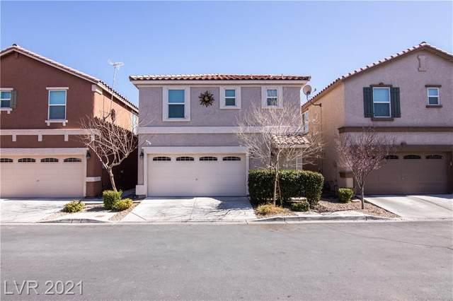4268 Swordfish Court, Las Vegas, NV 89115 (MLS #2273778) :: Jeffrey Sabel