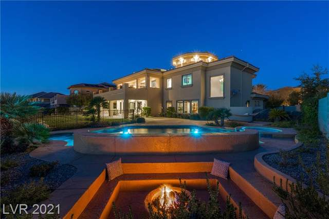 1584 Villa Rica Drive, Henderson, NV 89052 (MLS #2273789) :: Jeffrey Sabel