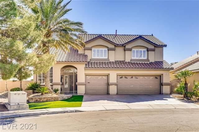 399 Bermuda Creek Road, Las Vegas, NV 89123 (MLS #2273806) :: Vestuto Realty Group