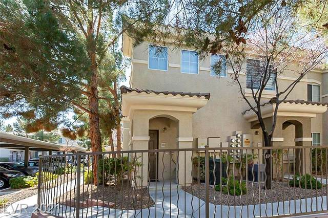 9050 Warm Springs Road #2052, Las Vegas, NV 89148 (MLS #2273833) :: Jeffrey Sabel