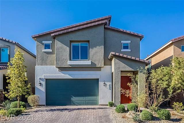 2301 Mundare Drive, Henderson, NV 89002 (MLS #2273836) :: Jeffrey Sabel