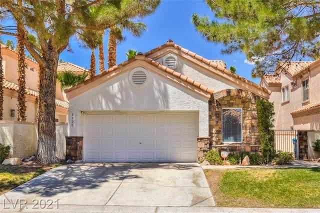 8928 Diamond Falls Drive, Las Vegas, NV 89117 (MLS #2273853) :: Jeffrey Sabel