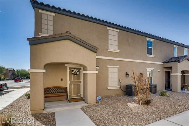 5240 White Chalk Avenue, Las Vegas, NV 89115 (MLS #2273855) :: Jeffrey Sabel