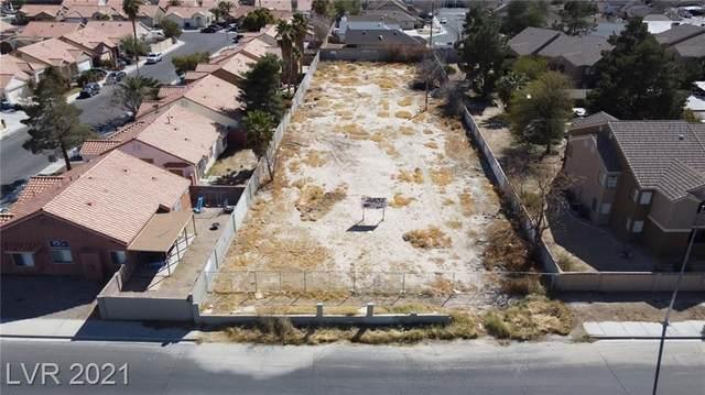 4550 Van Buren Avenue, Las Vegas, NV 89110 (MLS #2273857) :: Signature Real Estate Group
