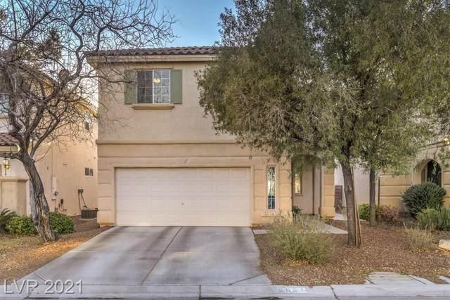 6051 Journeys End Street, Las Vegas, NV 89148 (MLS #2273889) :: Jeffrey Sabel